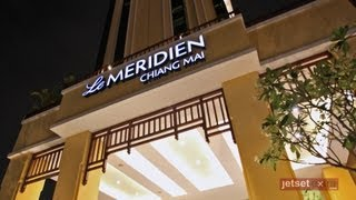 Le Meridien Chiang Mai A Blend Of Modern Art And Lanna Culture