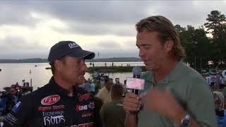 (Recorded 8/11/17) FLW goes Live on-the-water at Lake Murray for the Forrest Wood Cup.Subscribe for more great fishing content.Facebook - https://www.facebook.com/FLWFishing/Instagram - https://www.instagram.com/flwfishing/Twitter - https://twitter.com/flwfishingSnapchat - https://www.snapchat.com/add/flwofficialFLW Website - https://www.flwfishing.com/
