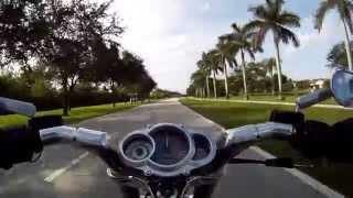 7. 2014 Harley Davidson V-Rod Muscle