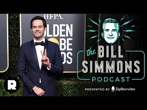 The 500th Episode, With Bill Hader and a Surprise First-Time Guest   The Bill Simmons Podcast