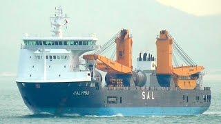 CALYPSO - SAL Heavy Lift heavy lift carrier - 2015