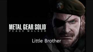 Metal Gear Solid Peace Walker OST - Little Brother