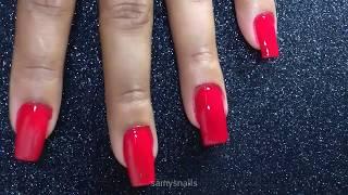 Curso de manicure - Unhas decoradas bem SIMPLES com PALITO de DENTE