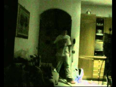 presenze paranormali in casa!