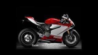 8. 2012 Ducati 1199 Panigale S Tricolore