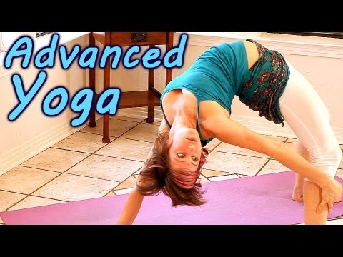 Epic Yoga Poses, Advanced Yoga by Jen Hilman, Health Motivation | Psychetruth Austin Classes