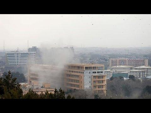 Αφγανιστάν: Επίθεση ενόπλων στο στρατιωτικό νοσοκομείο της Καμπούλ