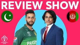 The Review – Pakistan v Afghanistan | ICC Cricket World Cup