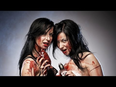 see - Hot off the heels of American Mary, the Twisted Twins stop by to talk about their new movie, See No Evil 2.
