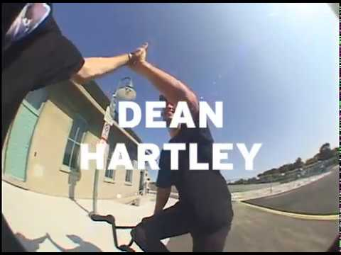 WETHEPEOPLE BMX: Dean Hartley 60 Seconds Of Heat