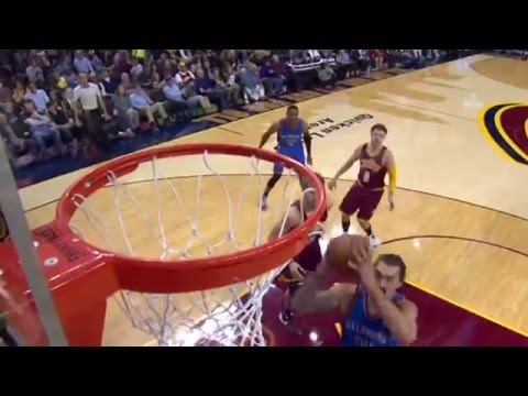 Thunder fall short against James, Cavaliers