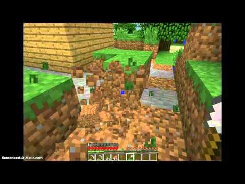 MineCraft Dig: Season 1 Episode 3, Nothing!