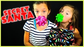 🎁WE PLAY SECRET SANTA 🎁AND GO CHRISTMAS SHOPPING 🎄SMELLYBELLYTV | FAMILY VLOG