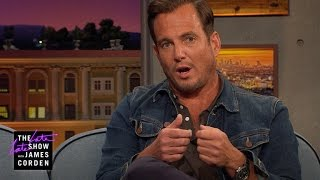 """James asks Will Arnett about a recent trip to London and learned Prince Harry appreciates a text message when passing by his grandmother's house.More Late Late Show:Subscribe: http://bit.ly/CordenYouTubeWatch Full Episodes: http://bit.ly/1ENyPw4Facebook: http://on.fb.me/19PIHLCTwitter: http://bit.ly/1Iv0q6kInstagram: http://bit.ly/latelategramWatch The Late Late Show with James Corden weeknights at 12:35 AM ET/11:35 PM CT. Only on CBS.Get new episodes of shows you love across devices the next day, stream live TV, and watch full seasons of CBS fan favorites anytime, anywhere with CBS All Access. Try it free! http://bit.ly/1OQA29B---Each week night, THE LATE LATE SHOW with JAMES CORDEN throws the ultimate late night after party with a mix of celebrity guests, edgy musical acts, games and sketches. Corden differentiates his show by offering viewers a peek behind-the-scenes into the green room, bringing all of his guests out at once and lending his musical and acting talents to various sketches. Additionally, bandleader Reggie Watts and the house band provide original, improvised music throughout the show. Since Corden took the reigns as host in March 2015, he has quickly become known for generating buzzworthy viral videos, such as Carpool Karaoke."""""""