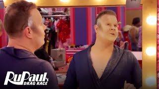 Nina West Opens Up About Being Targeted in College   RuPaul's Drag Race