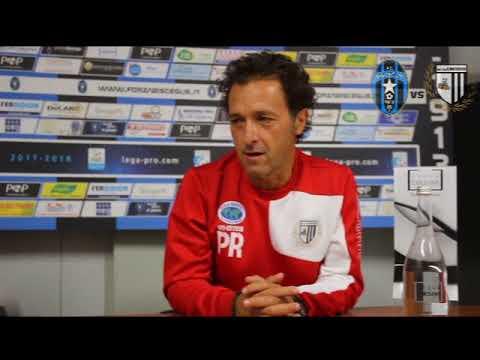 Preview video Bisceglie - Sicula Leonzio: Mr Rigoli - Tavares