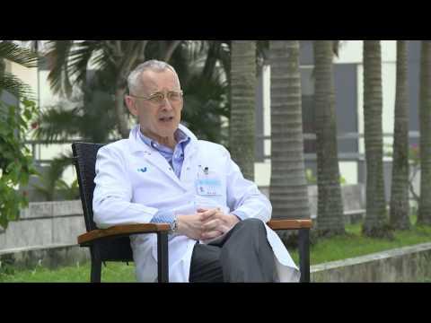 Giáo sư Ricco – bác sĩ hàng đầu thế giới về phẫu thuật mạch máu tại bệnh viện FV