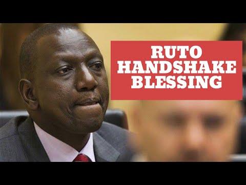 Uhuru and Raila HANDSHAKE  a Blessing in Disguise to Ruto | Kenya Politics