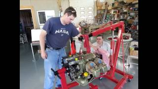 RV Aircraft Video - Oil Analysis for your Homebuilt Aircraft Engine