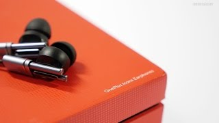 OnePlus Icons Earphones Unboxing & Review