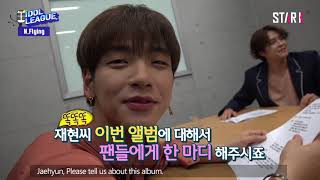 Video [IDOL LEAGUE] The always cheerful N.Flying! (ENG SUB) MP3, 3GP, MP4, WEBM, AVI, FLV Juli 2018
