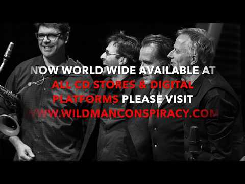 NEW CD -  WILD MAN CONSPIRACY & CHRIS CHEEK - LIVE AT THE BIMHUIS online metal music video by WILD MAN CONSPIRACY
