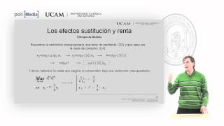 Microeconomía I - La Teoría De La Demanda (7) - Alfonso Rosa García