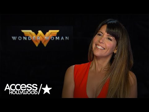 'Wonder Woman': Director Patty Jenkins On Creating An Empowered Female Superhero | Access Hollywood