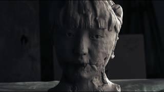 horror movie clips (vampire clay 2/2)