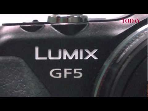 The Panasonic LUMIX DMC-GF5 Camera
