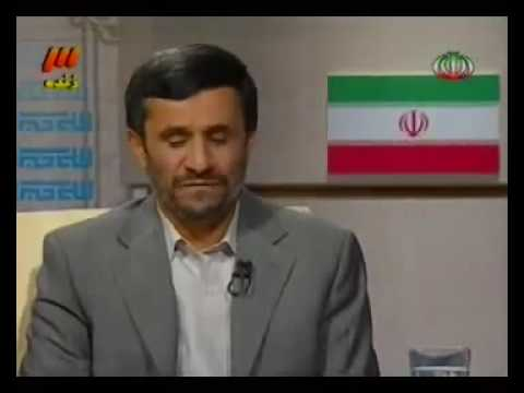 Part 1, Iran, Mousavi, Ahmadinejad, Debate,  موسوی ,احمدى نژاد (видео)