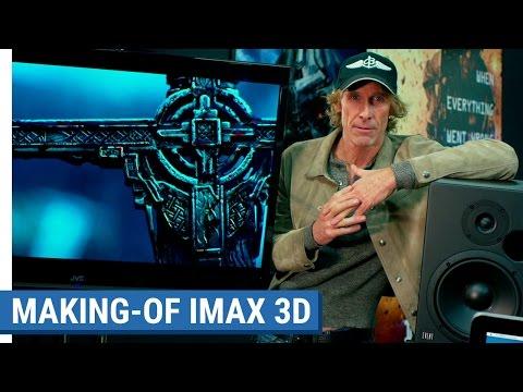 TRANSFORMERS : THE LAST KNIGHT - Making-of IMAX 3D [actuellement au cinéma]