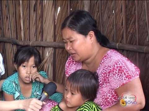 KVS Năm 5 (CT.Số 40) Hoàn cảnh gia đình anh Lê Thanh Sang, U Minh Thượng, Kiên Giang