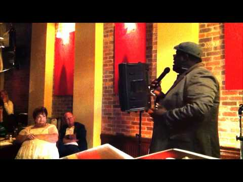 Shawn Banks Comedy Night Wilmington DE 4/7/2012