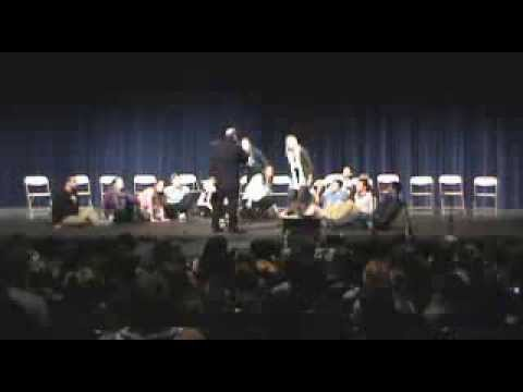 Hall's Annual Hypnotist Show 2014-  Story Time