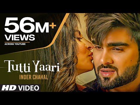 Tutti Yaari: Inder Chahal Song | Ranjha Yaar | Sucha Yaar | Latest Punjabi Sad Songs 2018