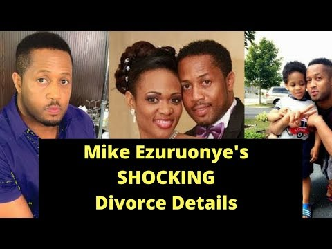 Mike Ezuruonye Is Divorcing His Wife After She Gave Birth To An Albino