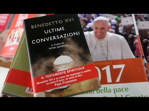«Οι τελικές συζητήσεις» του πρώην Πάπα Βενέδικτου