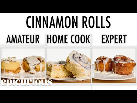 Learn to Make the Most Delicious Cinnamon Rolls Every Time