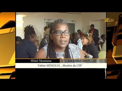 Haïti / Élection.- Rencontre Ministère à la Condition Féminine et les femmes