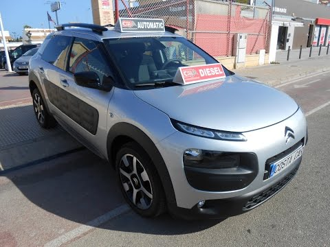 Voir video Citroen CACTUS 1.6HDi FEEL AUTO