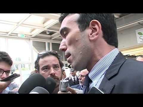 Il Ministro Martina apre SANA 2014, verso Expo 2015
