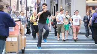 DANCE WALK (Outtakes) with Ben Aaron