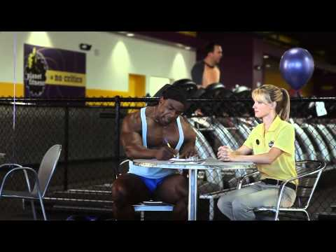 Muscular Man Boobs Scare Up Planet Fitness Membership