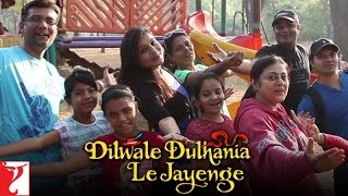 "Memories of ""Dilwale Dulhania Le Jayenge"" - #1000WeeksOfDDLJ"