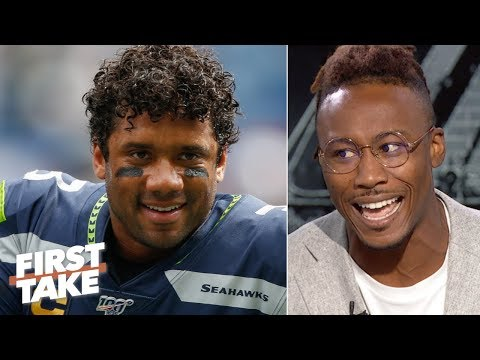 Video: The Seahawks are the No. 1 team to fear in the NFC - Brandon Marshall | First Take