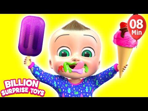 Five Little Babies & Fantasy Ice Creams + More BST Nursery Rhymes & Kids Songs