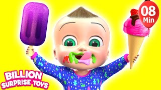 Video Songs for Children | Ice Creams Compilation videos for Kids MP3, 3GP, MP4, WEBM, AVI, FLV Januari 2019