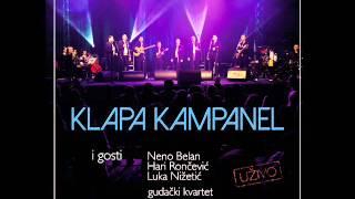 Klapa Kampanel i Hari Rončević - Kad bi se moga rodit (live) OFFICIAL AUDIO
