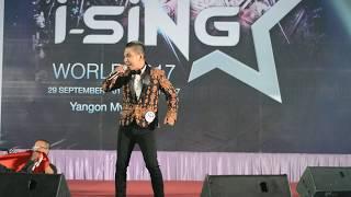Video GEMU FA MI RE - TOMMY BOLY (INDONESIA) | I SING WORLD 2017 YANGON MYANMAR MP3, 3GP, MP4, WEBM, AVI, FLV Juli 2018